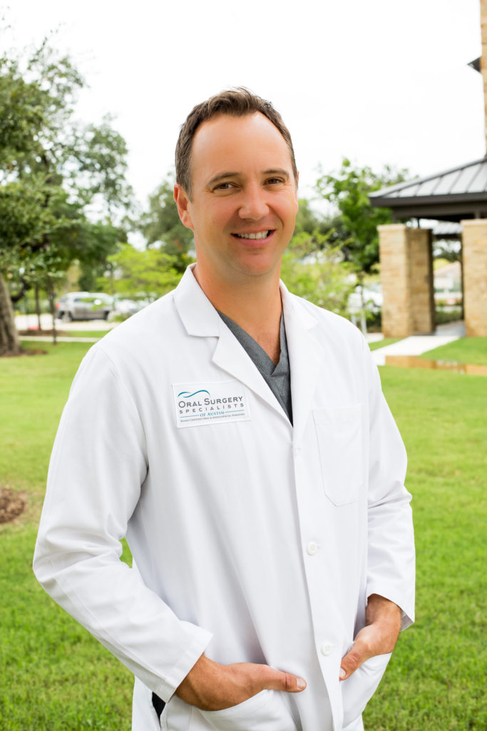Dr. Flint at Oral Surgery Specialists of Austin