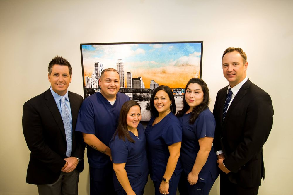 team at Oral Surgery Specialists of Austin